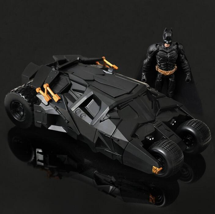 Genuine Batman chariot model the Dark Knight rises with the action figure toy car Batman Tumbler Batmobile Toy Christmas 263 пилинг organic shop organic kitchen foot scrub хрустальная туфелька объем 100 мл