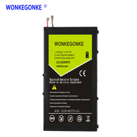 original WONKEGONKE Battery LIS1569ERPC For SONY Xperia Z3 Tablet Compact Genuine Tablet Battery