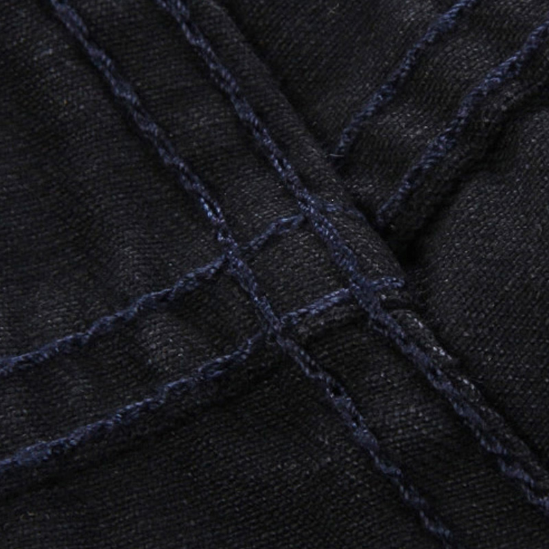 Slim Fit Straight Denim Trouser Cotton Jeans  2