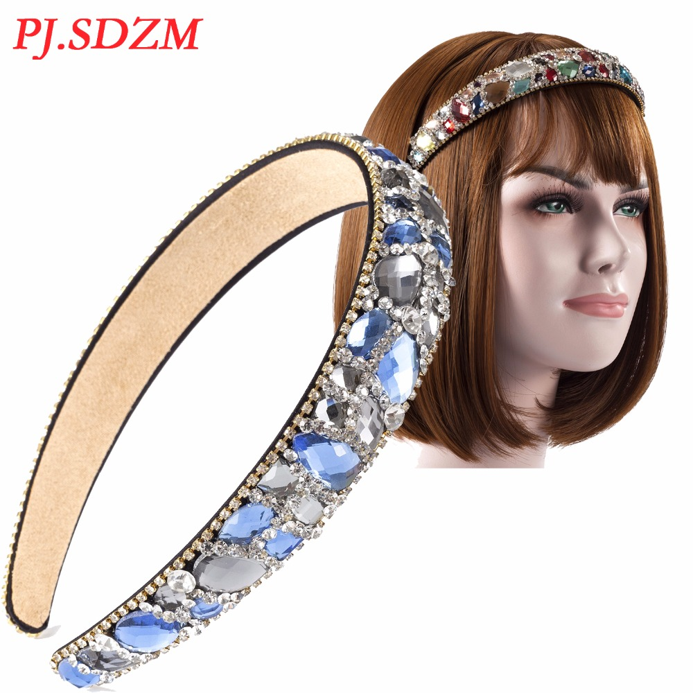 Woman 2013 Bands: Aliexpress.com : Buy PJ.SDZM Girl Fashion Hair Bands