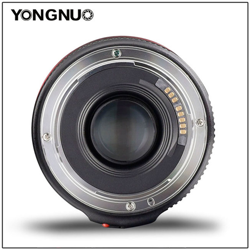 Image 4 - YONGNUO YN50mm F1.8 II Large Aperture Auto Focus Lens 50mm Lentes For Canon 100d 650d 5d 77d 500d 1000d 5DIV 5DIII 5DII 5D 60D-in Camera Lens from Consumer Electronics