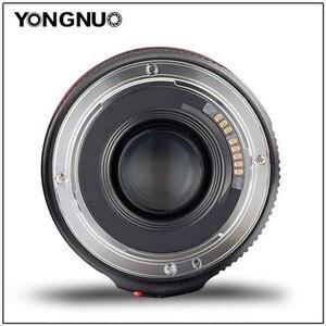 Image 4 - YONGNUO YN50mm F1.8 II Tự Động Khẩu Độ Lớn Tập Trung Ống Kính 50Mm Lentes Cho Canon 100d 650d 5d 77d 500d 1000d 5DIV 5DIII 5DII 5D 60D