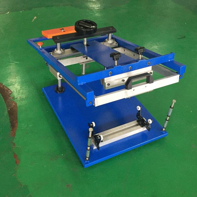 Einfarbige label/bild becher siebdrucker/becher siebdruckmaschine