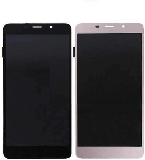 New Original 1280X720 LCD Display with touch screen digitizer Assembly Replacement For SENSEIT T300 LCD цена