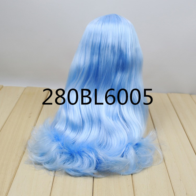 Neo Blythe Doll Wigs Including Dome And Scalp