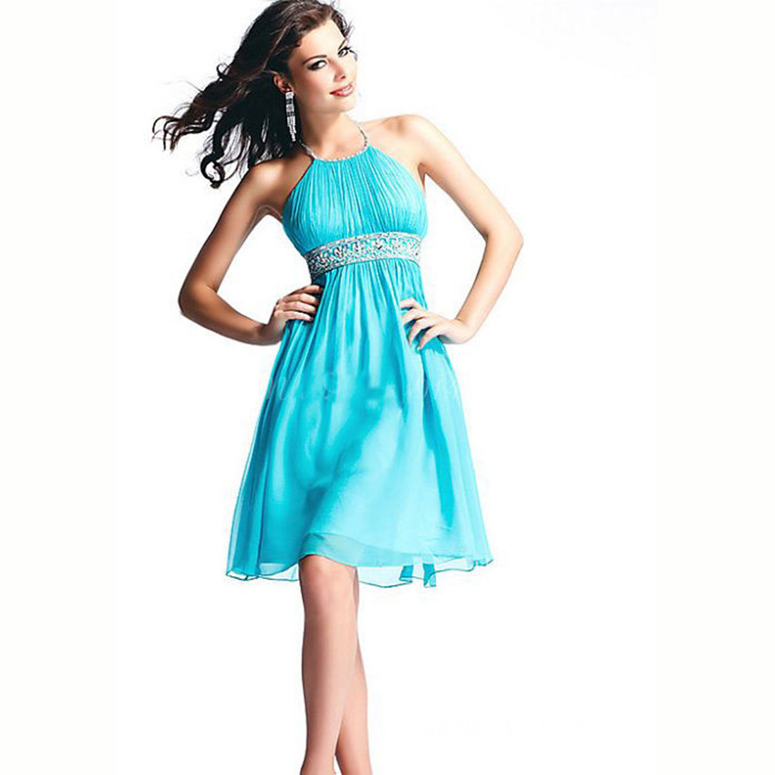 Popular Turquoise Cocktail Dress-Buy Cheap Turquoise Cocktail ...