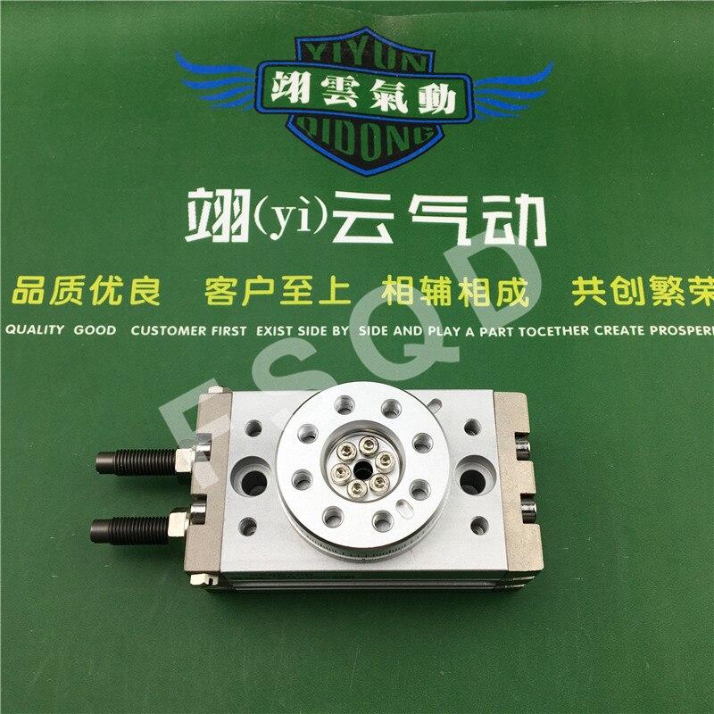 MSQB10R MSQB20R MSQB30R SMC rotary table/rack & pinion style cylinder MSQ Series msq