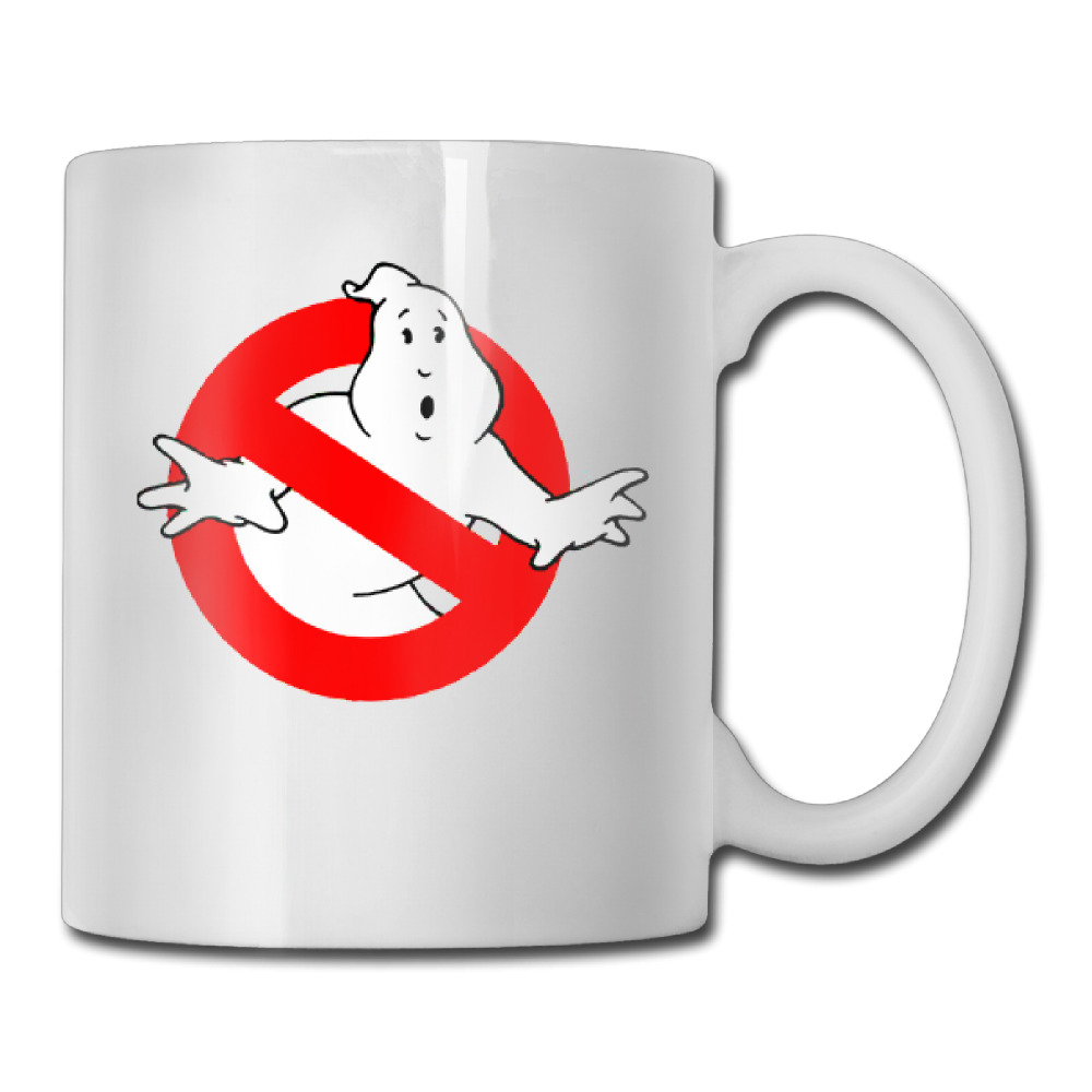 Ghostbuster coffee mug discount kids tazas ceramic tumbler caneca tea Cups