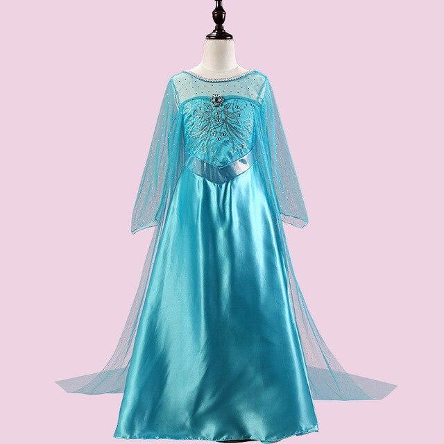 Elsa kleid party fieber – Beliebte Jugendkleidung 2018