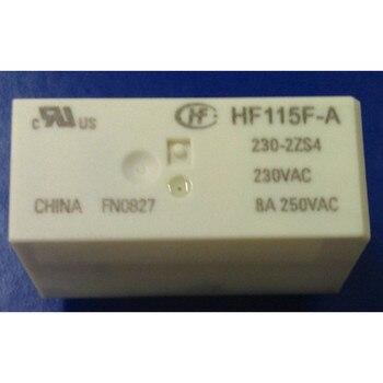 Venta al por mayor 10 unids/lote relé de HF115F-A 230-2ZS4