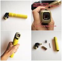 Professionelle Twist Schweißen Elektrode Halter 1 6mm zu 6 4mm Elektrode Clamp 400A Geschmiedet Kupfer Zahn EN 60974 11 CE Schweißen Clamp-in Elektrodenhalter aus Werkzeug bei