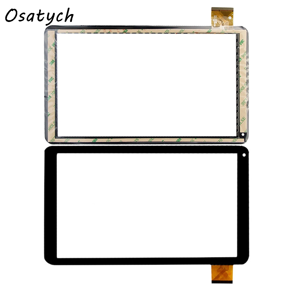 Cable Code ZHC-0364A ZHC-0364B 10.1inch WOXTER QX 105 Tablet PC Capacitive Touch Screen Panel Glass Digitizer 10pcs black 10 1 inch tablet touch for woxter qx 105 qx105 capacitance screen outside zhc 0364a zhc 0364b