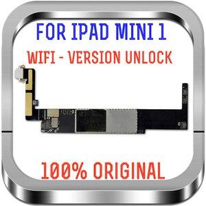 Image 2 - لوحة أم تم اختبارها 100% لأجهزة Ipad mini1 Wifi لوحات منطقية غير مقفلة لأجهزة Ipad mini 1 لوحة رئيسية للاستبدال مع رقائق A1432