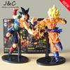 Free Shipping 9 Dragon Ball Z Master Stars Piece MSP No 19 Super Saiyan Son Goku