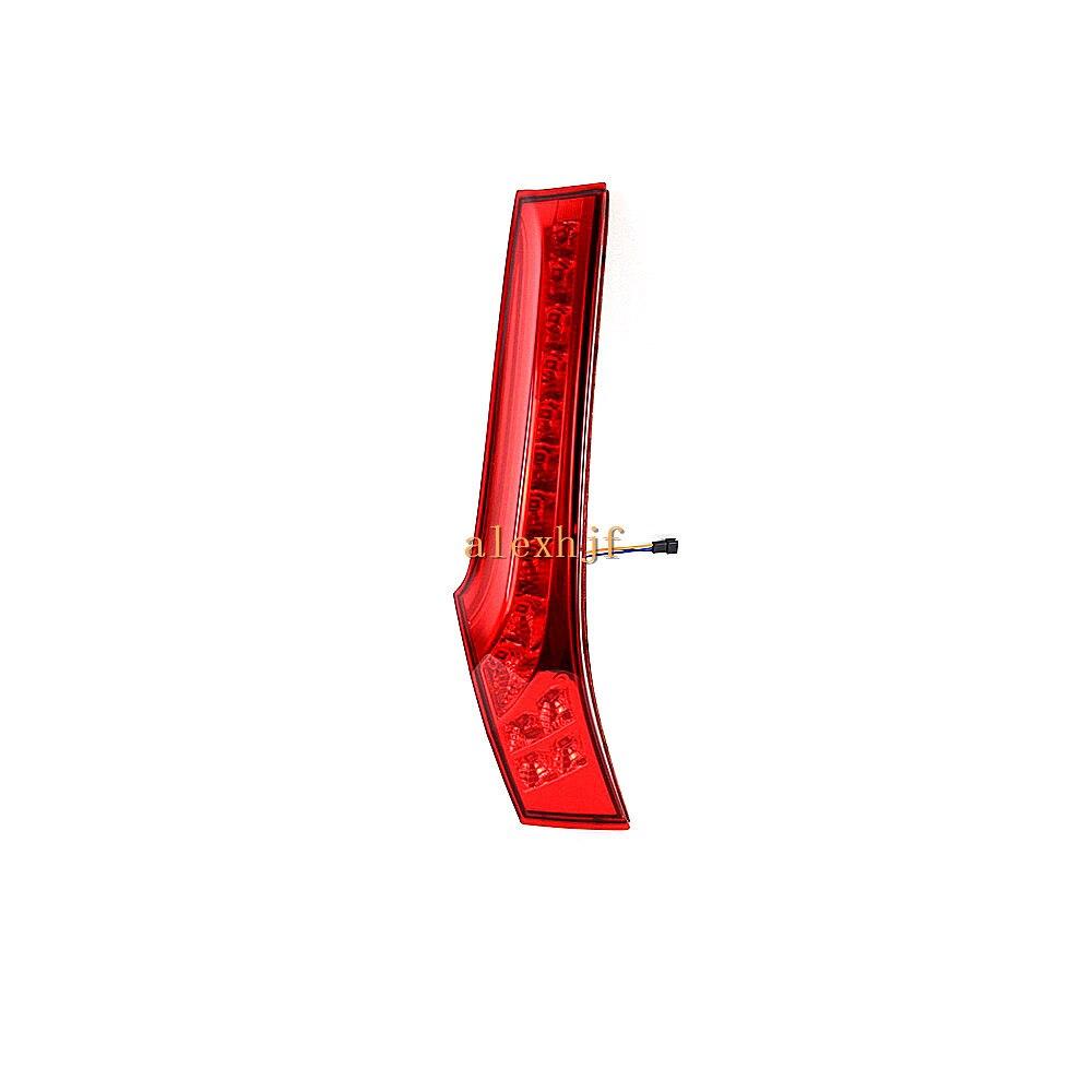 İyul King Yüksək keyfiyyətli qırmızı qabıqlı avtomobil - Avtomobil işıqları - Fotoqrafiya 2