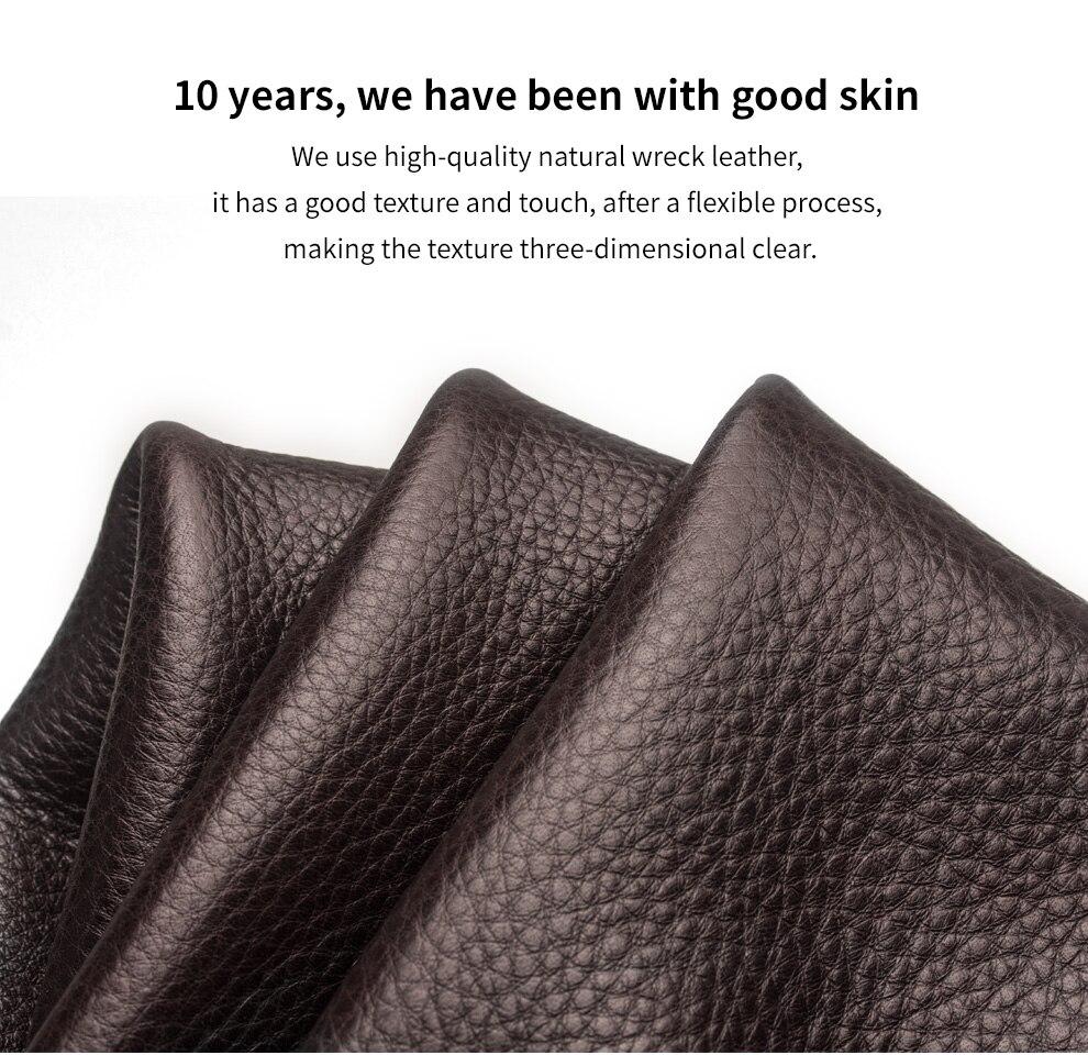 Dollar Leather Luxury inch 3
