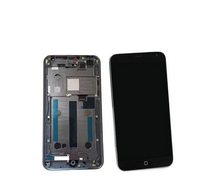 Meizu Mx4 Lcd Display with Touch Glass Digitizer+Frame Assembly replacement black /white color
