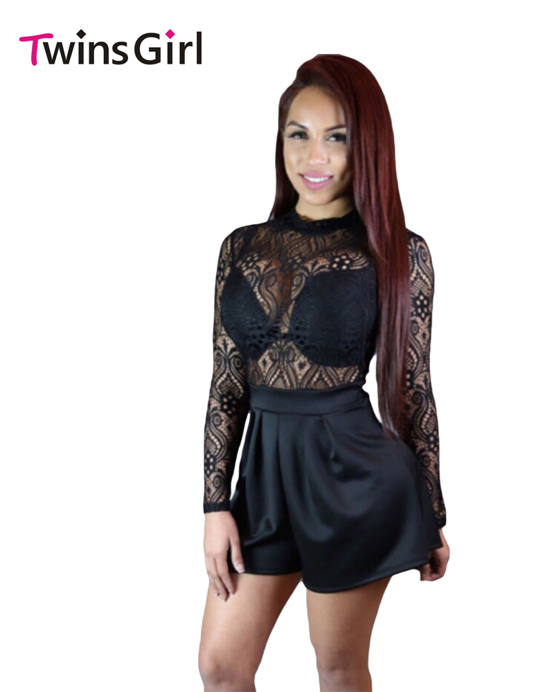 Compare Prices on Black Romper Jumpsuit- Online Shopping/Buy Low ...