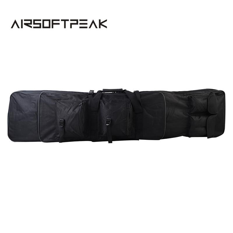 Military Bag 120cm Rifle Tactical Gun Bag Shotgun Handbag With Shoulder Straps Handbag Shot Gun Rifles Hunting Carry Gun Case фляга shot gun