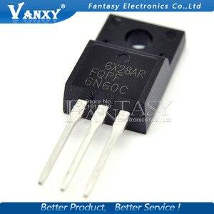 Image 3 - 100 個に FQPF6N60C 220 6N60C 6N60 FQPF6N60 TO220 TO 220F 新 mos FET トランジスタ