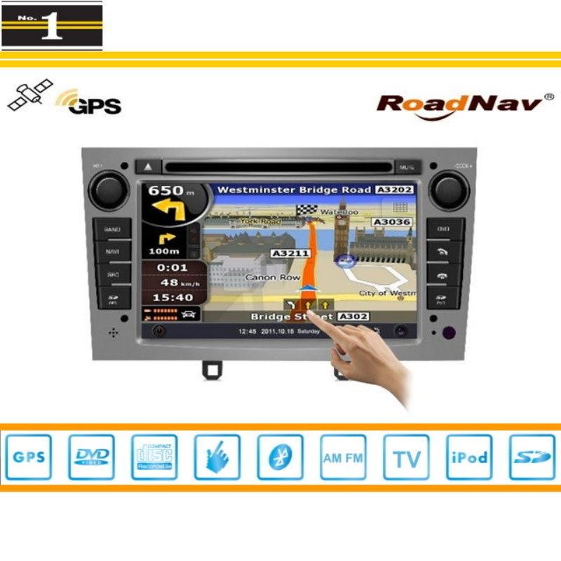Android Car Multimedia Para Peugeot 308 RCZ 2008 ~ 2013 Radio CD Reproductor de