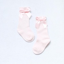 Cute Baby Long Booties Striped Socks