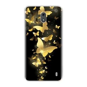 Image 5 - עבור נוקיה 2 3 מקרה כיסוי רך סיליקון TPU אופנה צבעוני צבוע טלפון בחזרה כיסוי מגן מקרה עבור Nokia 2 3
