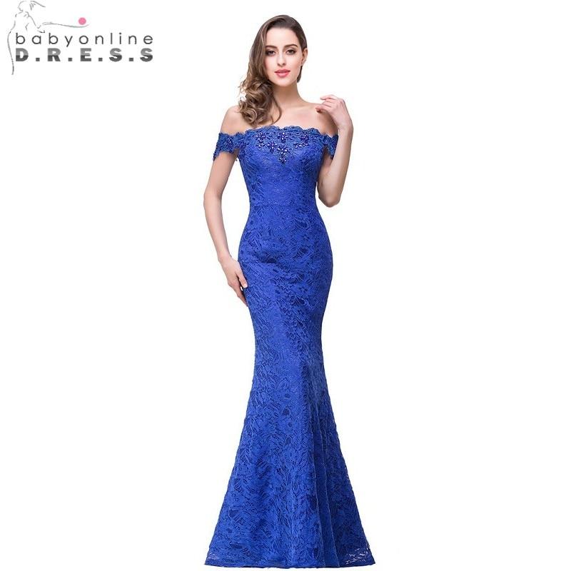 Robe Demoiselle D'honneur Cheap Purple Lavender Beaded Mermaid Lace Bridesmaid Dress Long Vestido De Festa Casamento