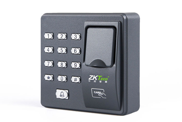 Access Control Fingerprint Password Key Lock Machine Biometric Electronic Door Lock RFID ...