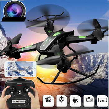 JJOVCE Drone Four-Axis Aircraft Aerial Photography  With Altitude Hold Helicopter remote control charging helicopter