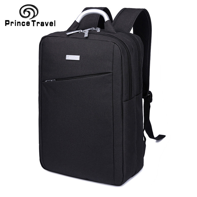 2018 Fashion Men Laptop Back Pack Waterproof Backpack business Casual Schoolbag Student Computer Bags Bagpack for Boy Male