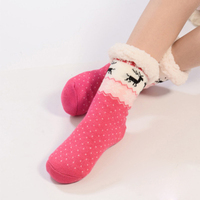12 pair christmas socks Women's Socks & Hosiery Winter Keep warm Solid color Thicken Socks winter for friend Christmas 2018