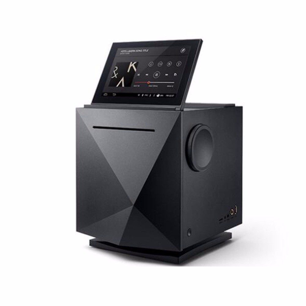 IRiver AK500N HiFi network streaming media WIFI Bluetooth multi-function home desktop audio <font><b>player</b></font> image