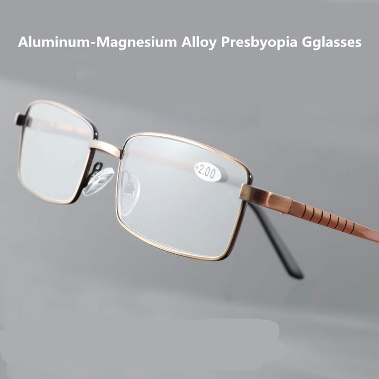 Visokokvalitetne legure aluminija i magnezija Presbiopija naočale za - Pribor za odjeću - Foto 4
