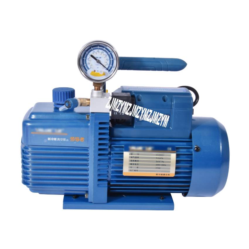 1PC V-i240SV New refrigerant Single stage rotary vane vacuum pump 100L/S(50HZ) 133L/S(60HZ)