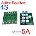 4S 3S 12V литий-ионный Lifepo4 батарея активный эквалайзер Защитная плата 5А текущий зарядный насос эквивалент параллельного баланса