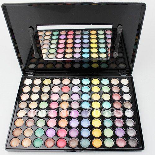 Sombra para Eyes1pcs / lot Pro 88 color Eyeshadow Palette Eye Shadow Makeup sombra de ojos 3#