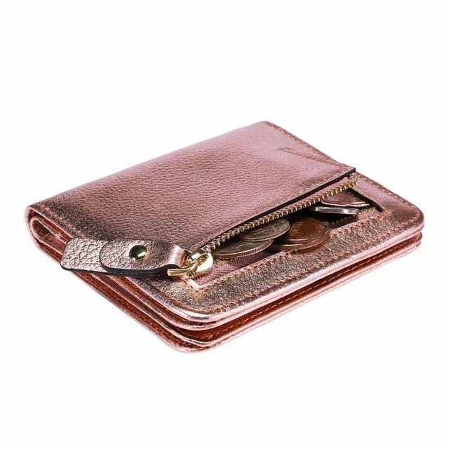 Compact Bi-Fold Wallet 4