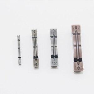 Image 5 - 1 قطعة MGEHR1010 MGEHR1212 حامل و 10 قطعة إدراج MGMN150 MGMN200 شفرات من الكربيدات الخارجية الحز باستخدام الحاسب الآلي الخارجي تحول أداة مجموعة