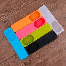 for Android Remote Control Mi TV Box Soft Silicone TPU Protective Case Remote Colorful Rubber Cover Case