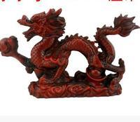 wedding Home Zodiac dragon Lucky Dragon Light Crafts copper imitation Qinglong Hanlong twelve zodiac jewelry Home Furnish