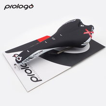 Original Prologo X ZERO II Saddle Microfiber+T2.0 Rail Bike Seats White Black Color Cycling Front Seat Mat High Quality