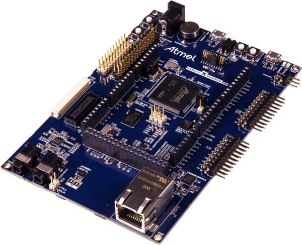Free Shipping    ATSAMV71-XULT Q21 Development Board    Xplained Ultra ATMEL For SAMV71