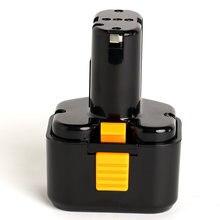 Para hitachi 9.6 v 3000 mah/1.3ah bateria da ferramenta elétrica ni cd feb9s b3 eb9 eb912s eb914 eb924 321654 eeb9h fds9dva eb 926 h eb930h