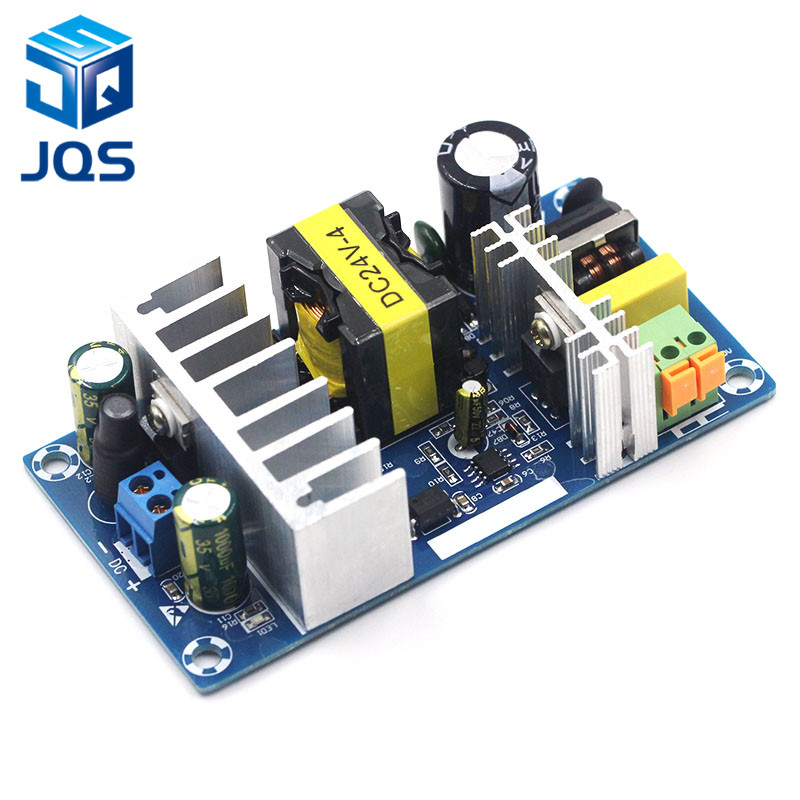 HTB1dyrDatfvK1RjSszhq6AcGFXah - 100-240V to DC 24V 4A 6A switching power supply module AC-DC Step-down module