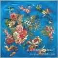 2016 шелк бабочки весна пион роза шелковые шарфы ши тонг леди сто цветов утверждают , в красоты полотенце