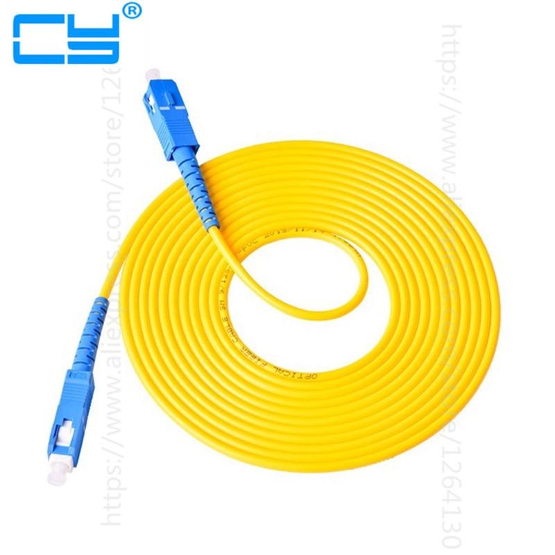 3-m-5-m-10-m-sc-para-sc-cabo-de-fibra-jumper-de-cabo-sm-simplex-monomodo-Optica-para-rede-cs-cs-10tf-16ft-33ft