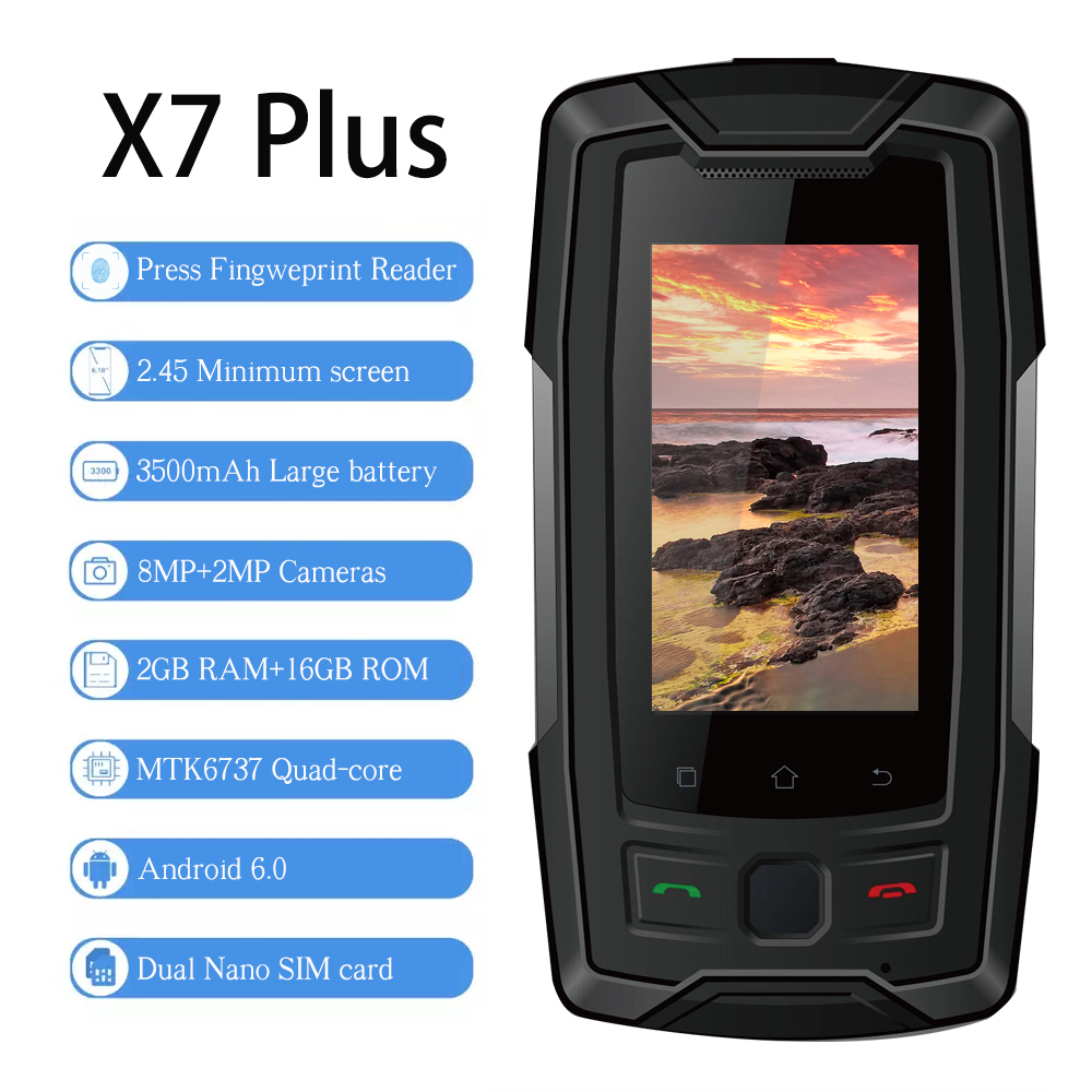 Xeno X7 Plus 2.45