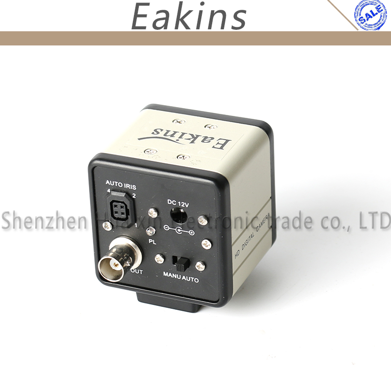 все цены на 800TVL 1/3 inch CCD BNC Color Digital Industry Video Microscope Camera CS C-Mount Lens Support Video Output For SMD BGA PCB