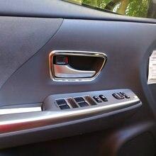 Внутренняя крышка ручки двери из нержавеющей стали sus304 4